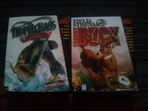 2 brand new PC games