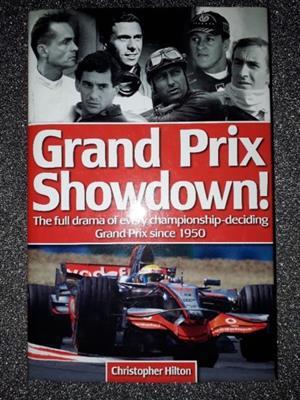 Grand Prix Showdown! - Christopher Hilton - Haynes - F1.