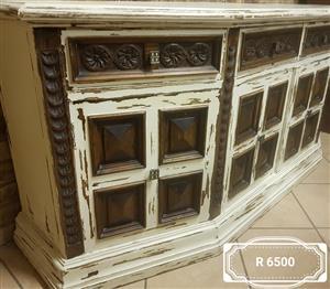 Light wooden buffet for sale