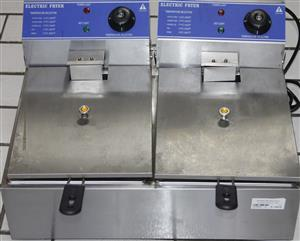 Electric fryer HFF-82A S036523A #Rosettenvillepawnshop
