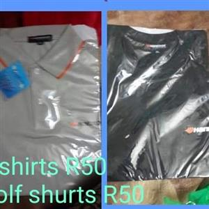 Hangkook T Shirts and Golf Shirts