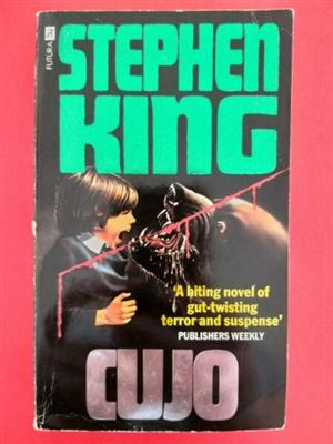 Cujo - Stephen King.