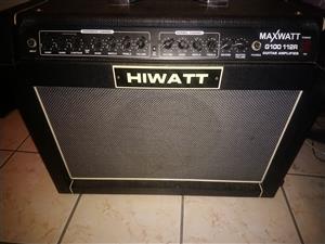 Hiwatt Maxwatt G100 112R Guitar amplifier