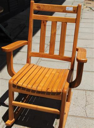 Rocking chair S031494A #Rosettenvillepawnshop