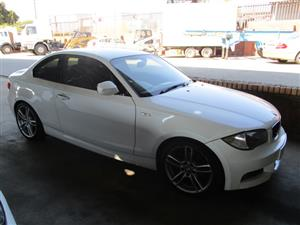 2010 BMW 1 Series 120d coupe M Sport