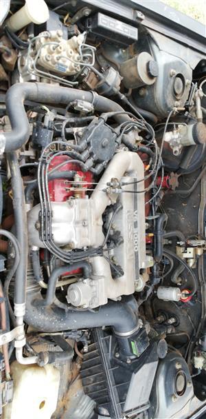 1994 Nissan Maxima QX 3.0 V6 automatic