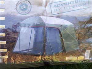 2 x Tents (8-10 sleep & 5 sleep)