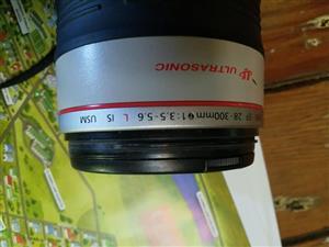 Canon 28-300 USM lens