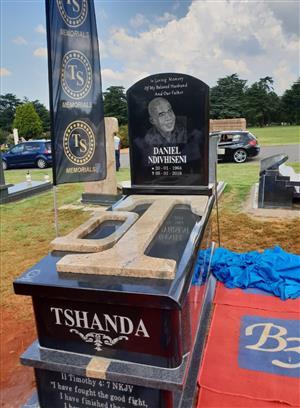 Ts memorials tombstones