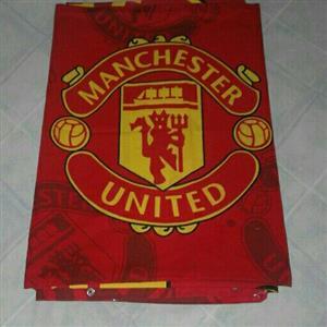 Manchester United Branded Fans Bed Linen