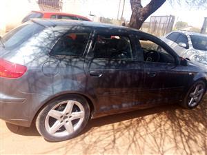 2006 Audi A3 Sportback A3 SPORTBACK 2.0 TFSI STRONIC