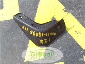 2011 Kia picanto left mud flap for sale
