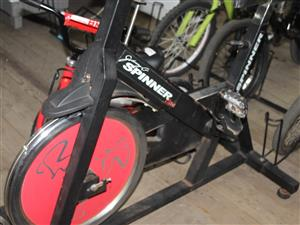 Spin exercise bike S033593L #Rosettenvillepawnshop