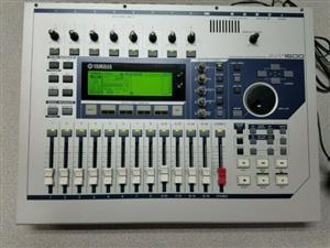Yamaha AW1600 Digital Recording Mixer