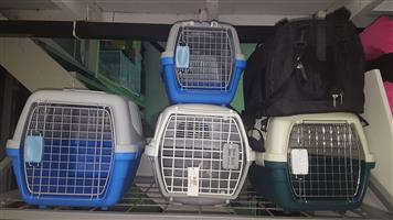 Airline Pet carriers available at PETS4LIFE BRACKENFELL