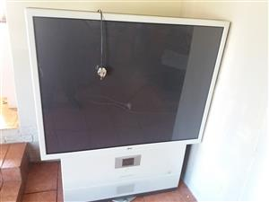 LG Digital Flatron Projector Screen TV
