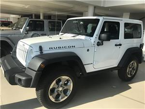 2018 Jeep Wrangler 3.6L Rubicon