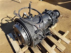 Allison MT653 Truck Automatic Transmission