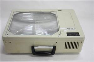 ELMO HP-286P portable overhead projector