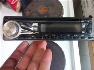 Selling my Jvc car radio/cd player