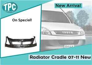 Iveco Daily  New Radiator Cradle 07-11 For Sale at TPC