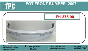 Fot Front Bumber 2007 For Sale