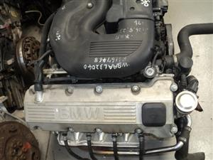 bmw e46 318i single cam engine (194e1)