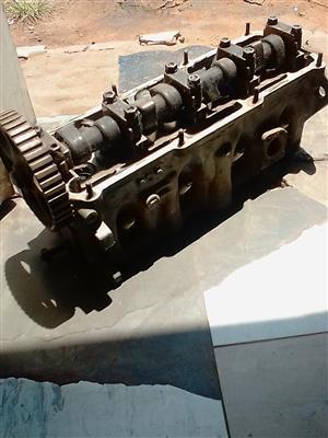 Head cylinder (top) Jetta 3