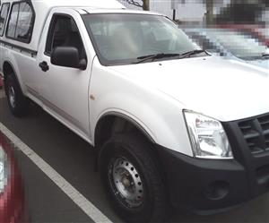 2012 Isuzu KB single cab KB 250 D TEQ HO FLEETSIDE SAFETY P/U S/C