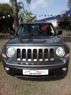 2011 Jeep Patriot 2.4L Limited
