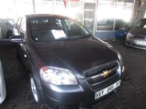 2015 Chevrolet Aveo sedan 1.6 LS