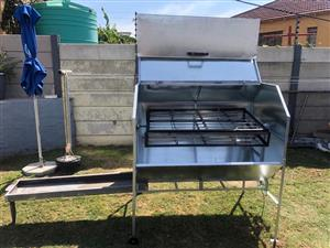 Spit Braai for Hire