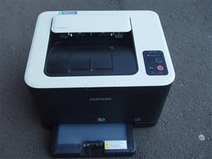 Samsung Color Laser Printer (CLP-325) - in excellent condition