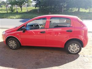 2010 Fiat Punto 1.2 16V Active