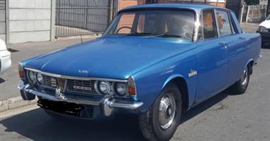 Rover p6 V8 Auto