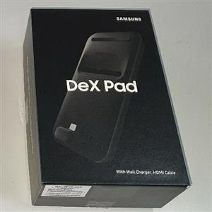 SAMSUNG S9 + DEX PAD
