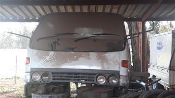 3 Ton Dyna Cab