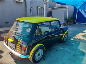 Mini Layland 1979  1275 Rims and Tyres