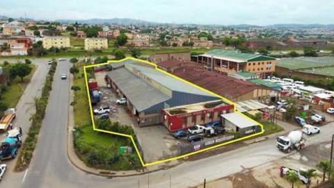 Industrial Property For Sale  in Phoenix Industrial Park