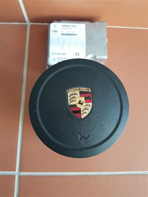 Porsche Panamera Driver Airbag Original