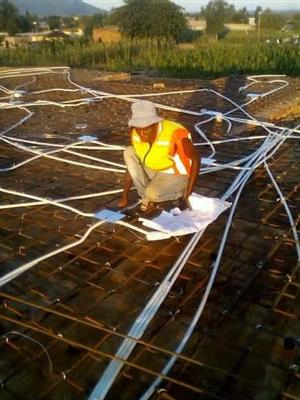 Electrician (manjovo electrical and projects)