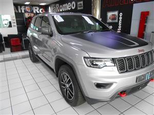 2019 Jeep Grand Cherokee 3.6L Limited