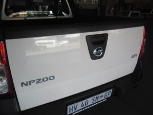 TAIL GATE NISSAN NP200  3542