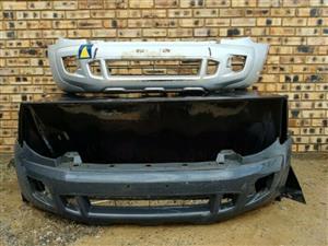 Ford Ranger T6 Front bumper