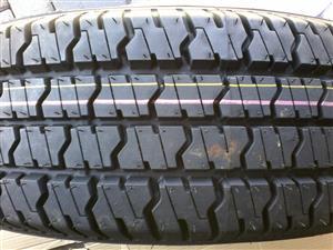 Tyres. 195R14c Sava NEW