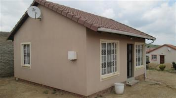 Cosmo City house to rent for R4000 pre-paid electricity