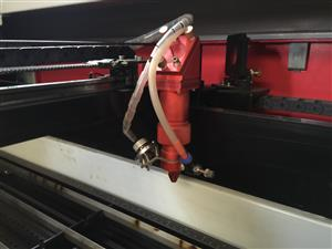1290 H series 100 watt laser cutter