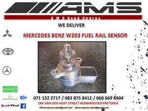 MERCEDES W203 FUEL RAIL SENSOR