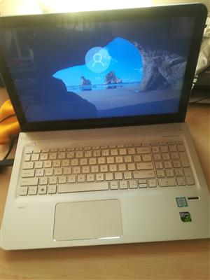 Hp Envy I7 touch