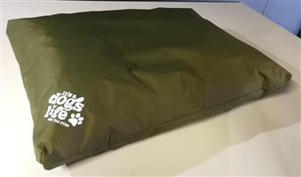 Canvas Dog mattresses